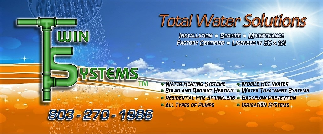 Twin Systems Repairs and Installs Water Systems Residential – Home Maintenance Services Agreement